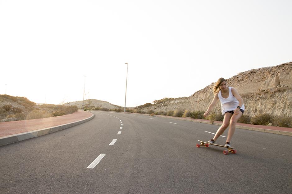 Fotografia longboard